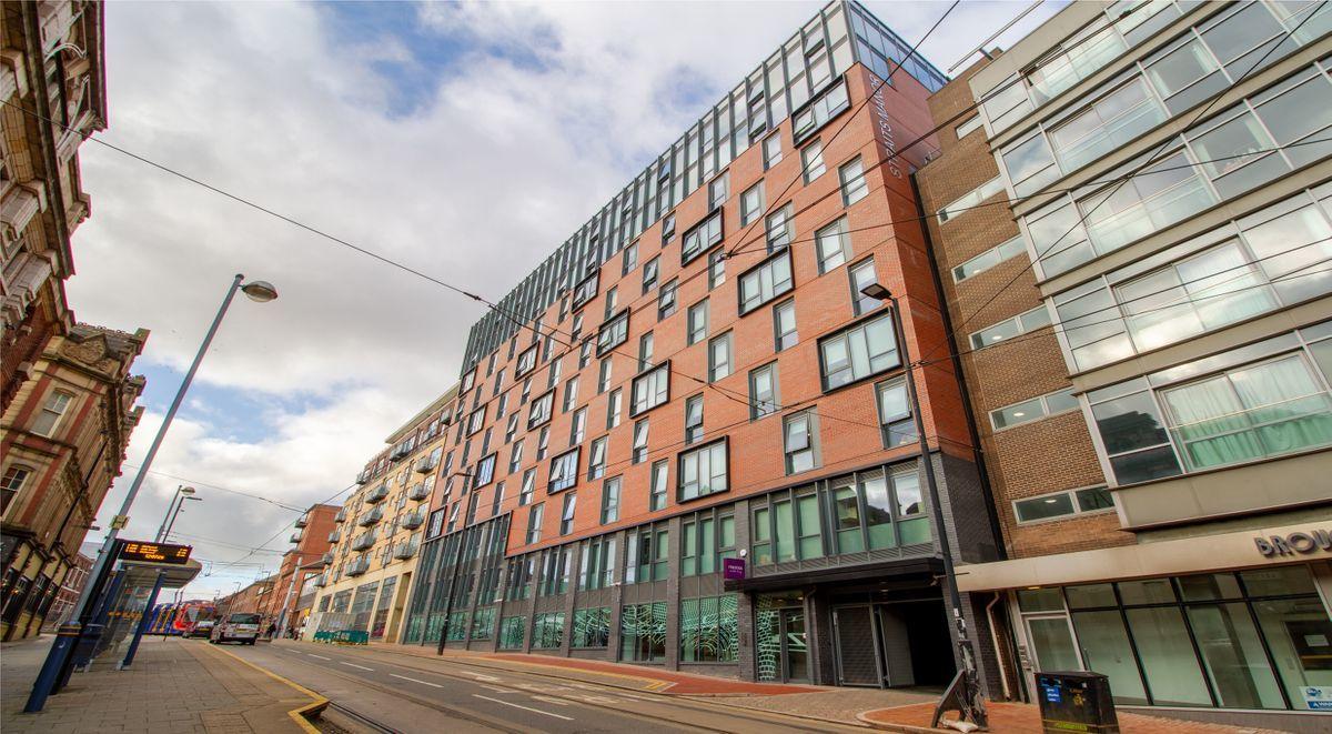 straits manor sheffield luxury student accommodation