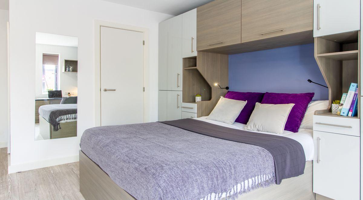 Student Accommodation St Giles Studios Premium Studio