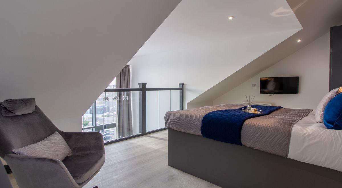 The Residence Premium Mezzanine Studio Coventry
