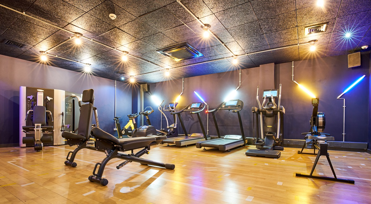 Gym Crown House Sheffield