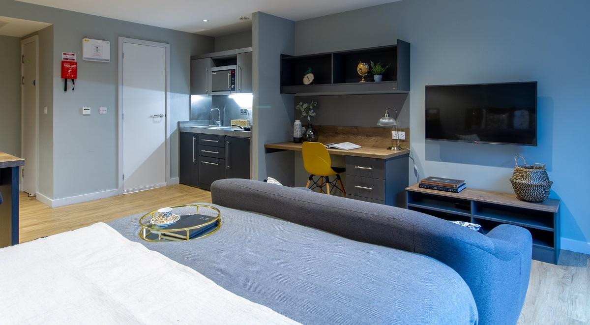 Prestige Studio Crown House Sheffield