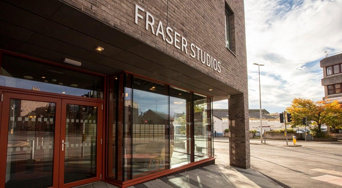 fraser studios luxury student studios aberdeen