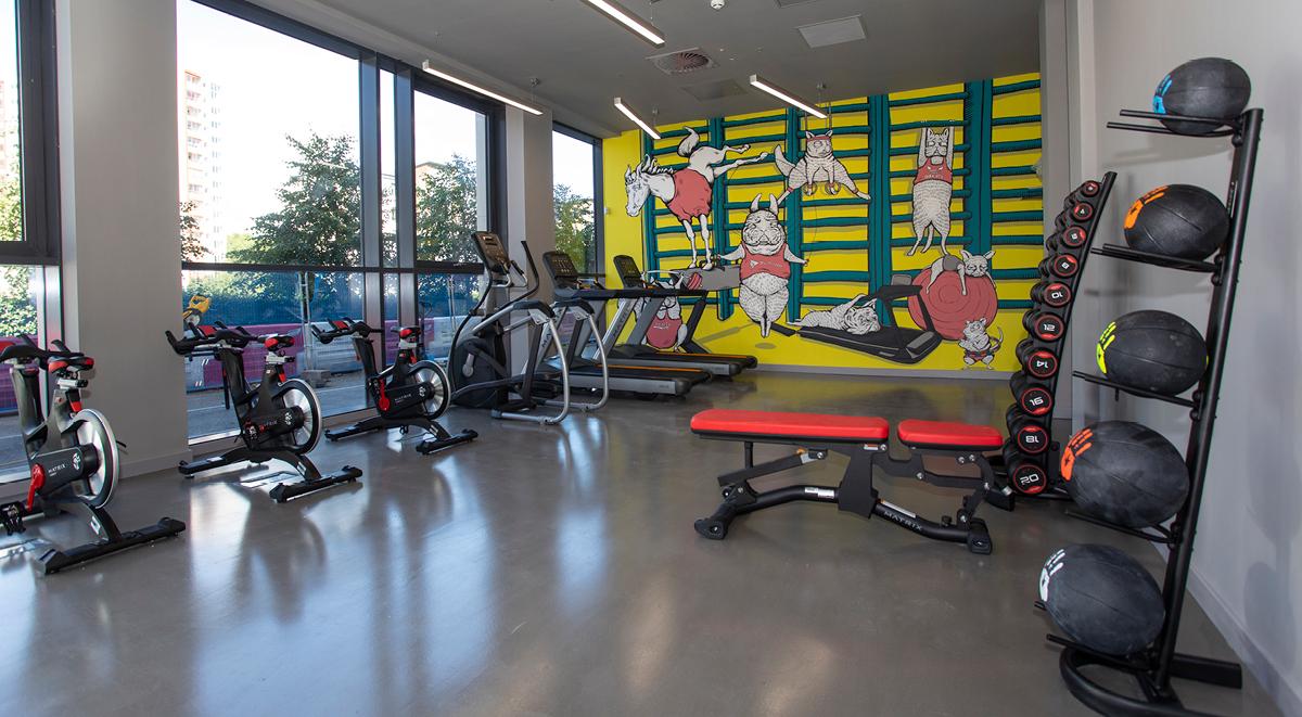 Gym Havannah House Glasgow