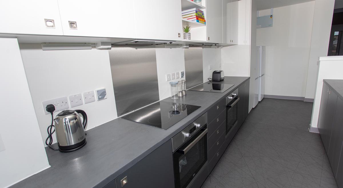 Shared Kitchen Havannah House Glasgow