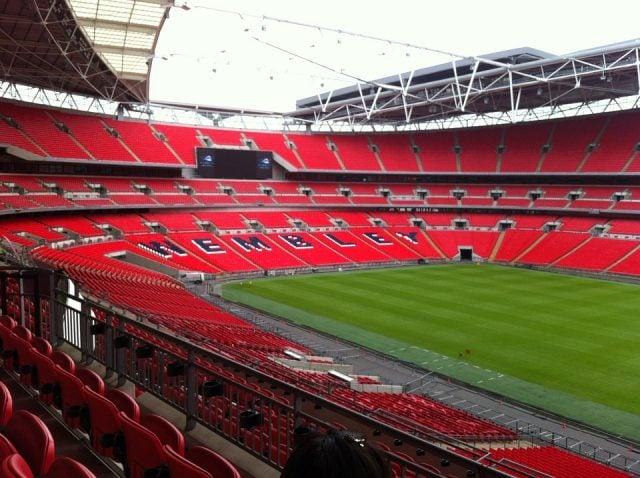 image of Wembley Stadium
