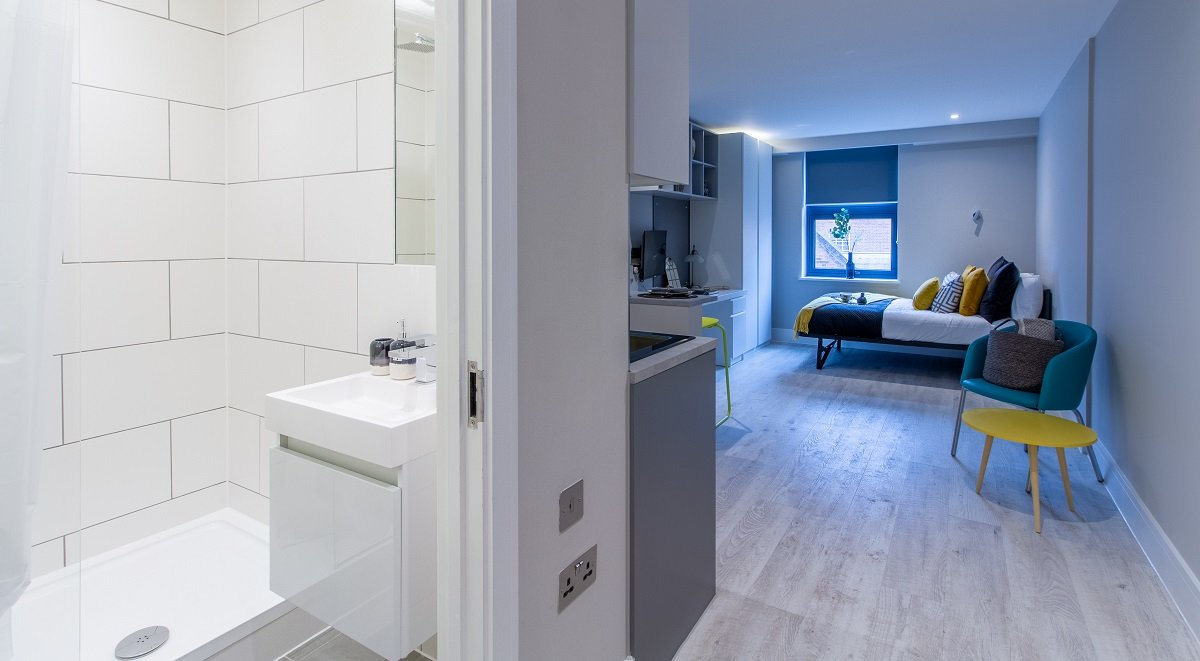 Opera House Room Student Accommodation London