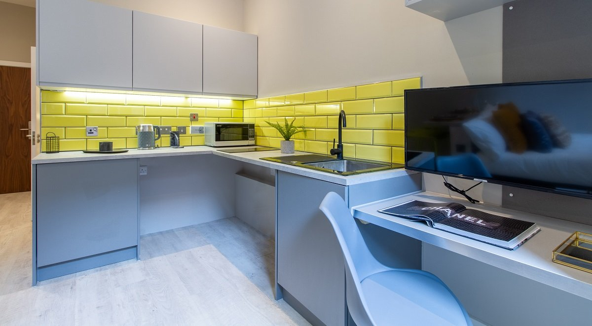Opera House Kitchen Student Accommodation London