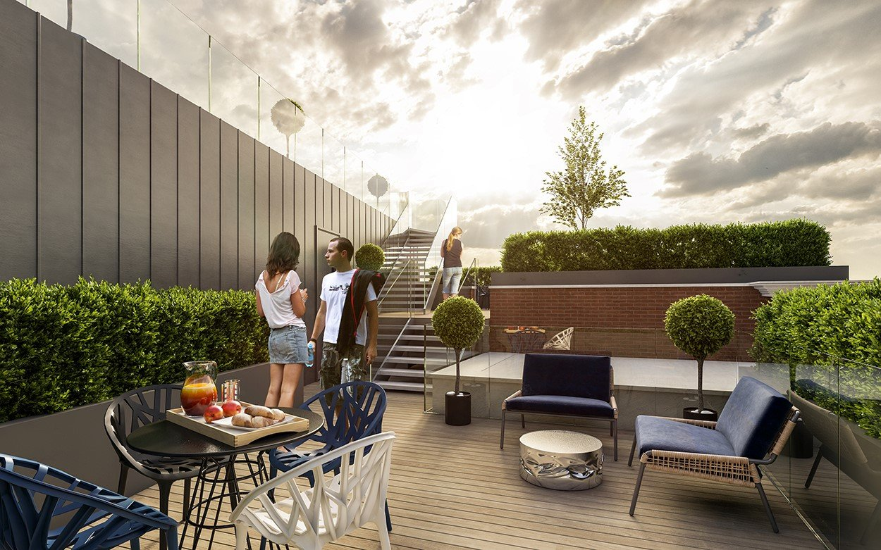 Opera House Roof Top Student Accommodation London