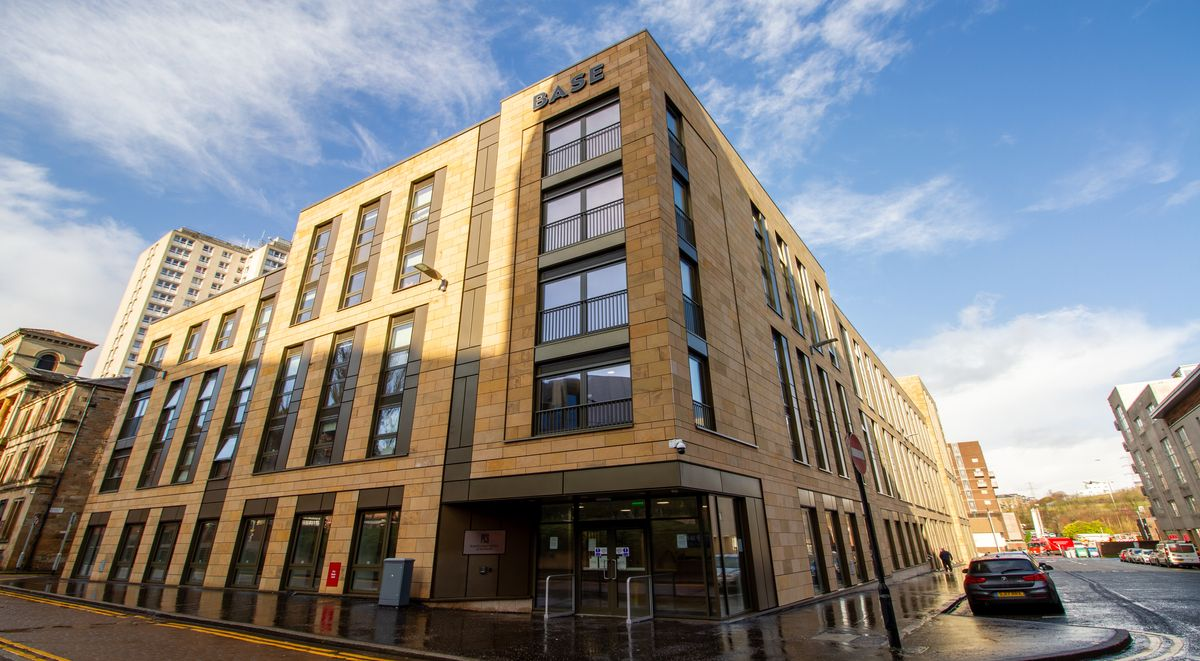 Base Glasgow Exterior