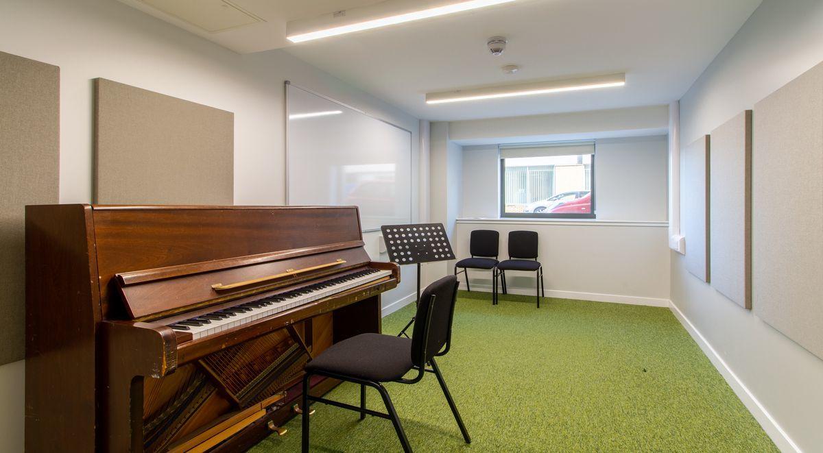 Base Glasgow Music Room