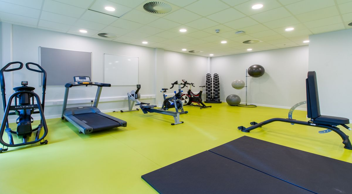 Base Glasgow Gym