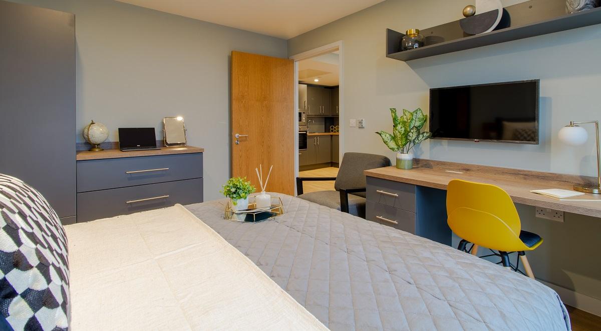 Student Accommodation Leeds Room
