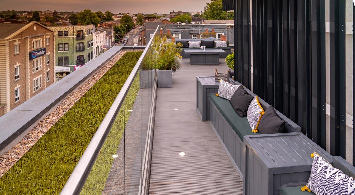Balcony Viridian Studios