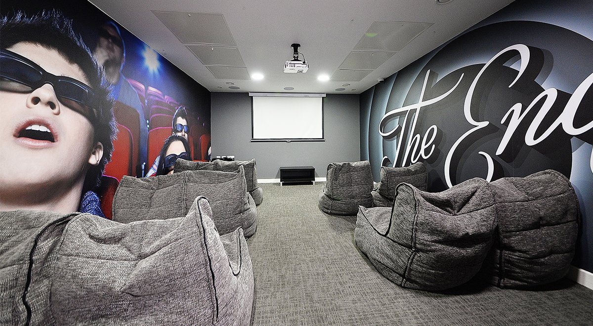 Cinema Student Accommodation Birmingham