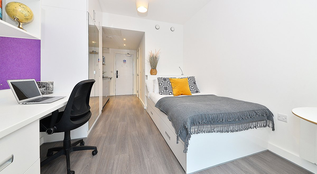 Studio Student Accommodation Birmingham
