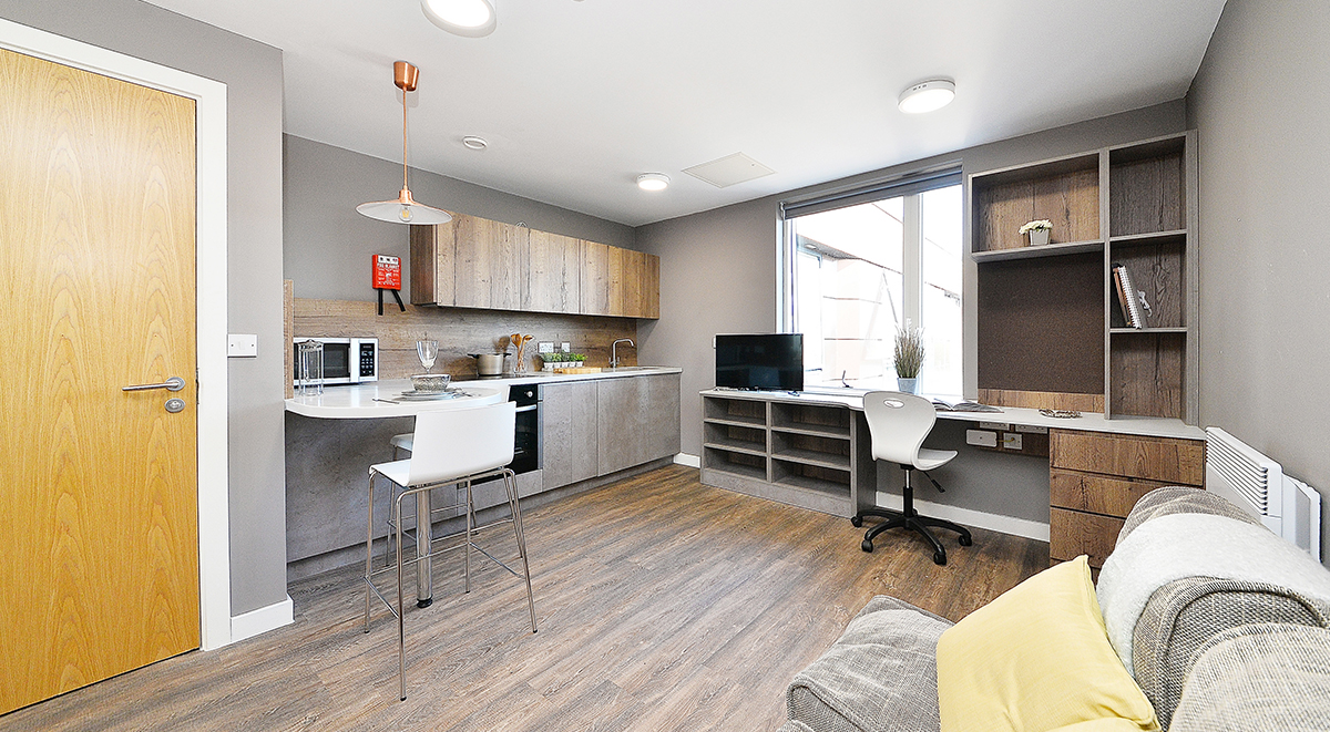 800 Bristol Road Premier Studio Student Accommodation Birmingham