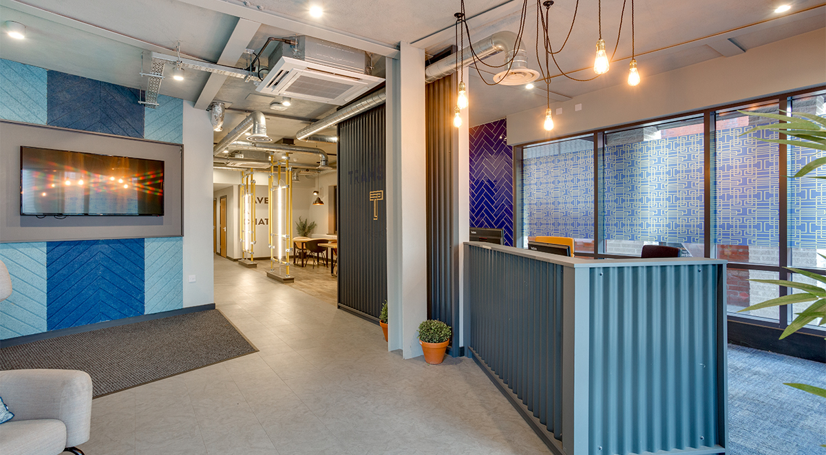 The Tramshed Preston Reception