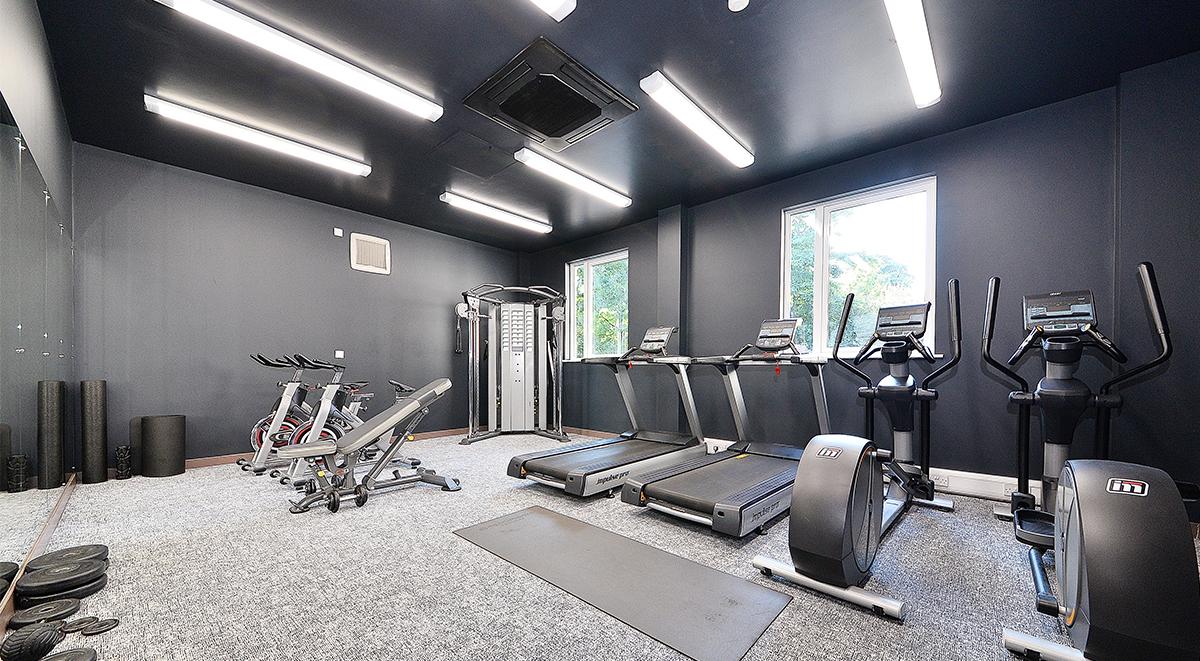 800 Bristol Road Gym Student Accommodation Birmingham
