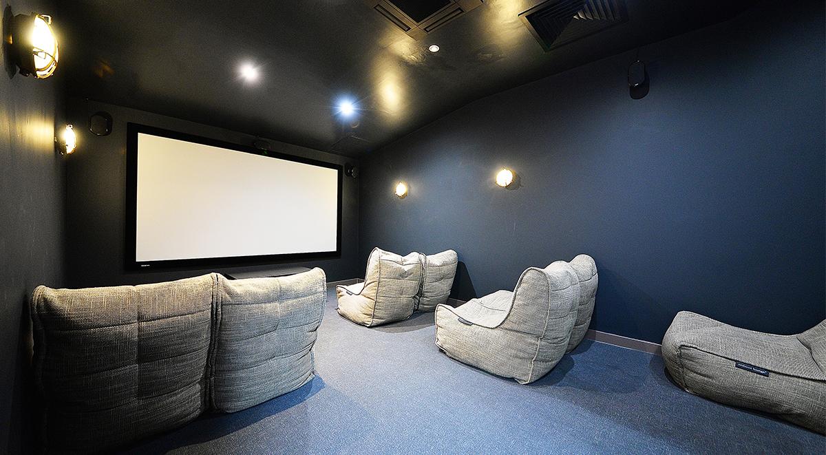 800 Bristol Road Cinema Room Student Accommodation Birmingham