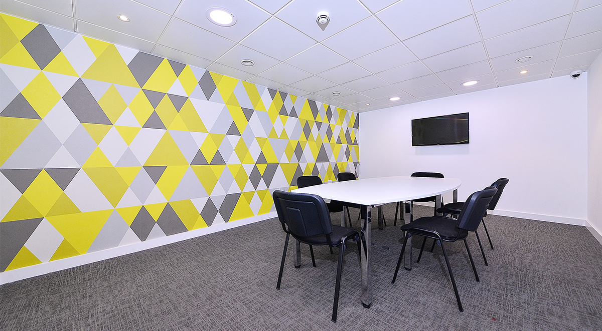 Meeting Room Student Accommodation Birmingham