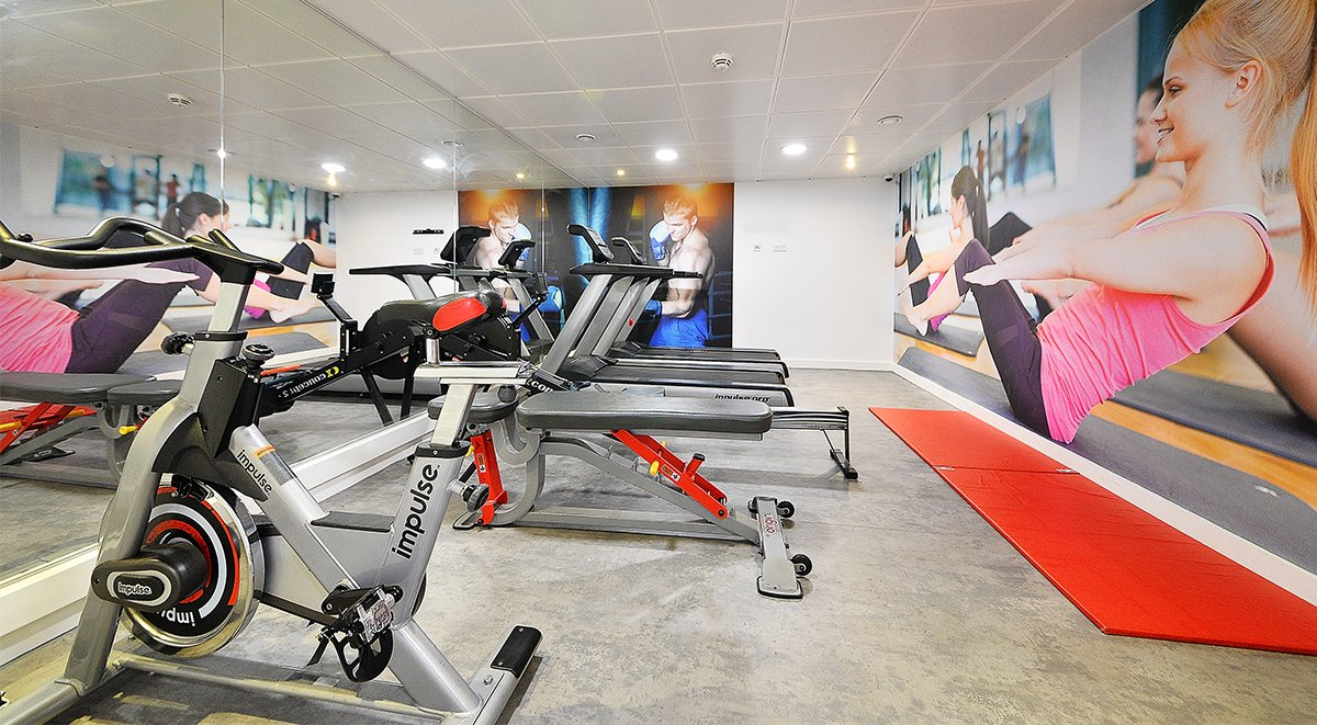 Gym Student Accommodation Birmingham