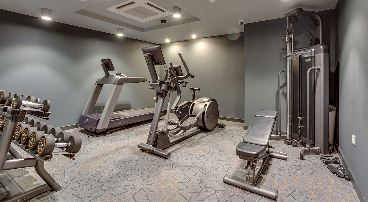 The Tramshed Preston Gym
