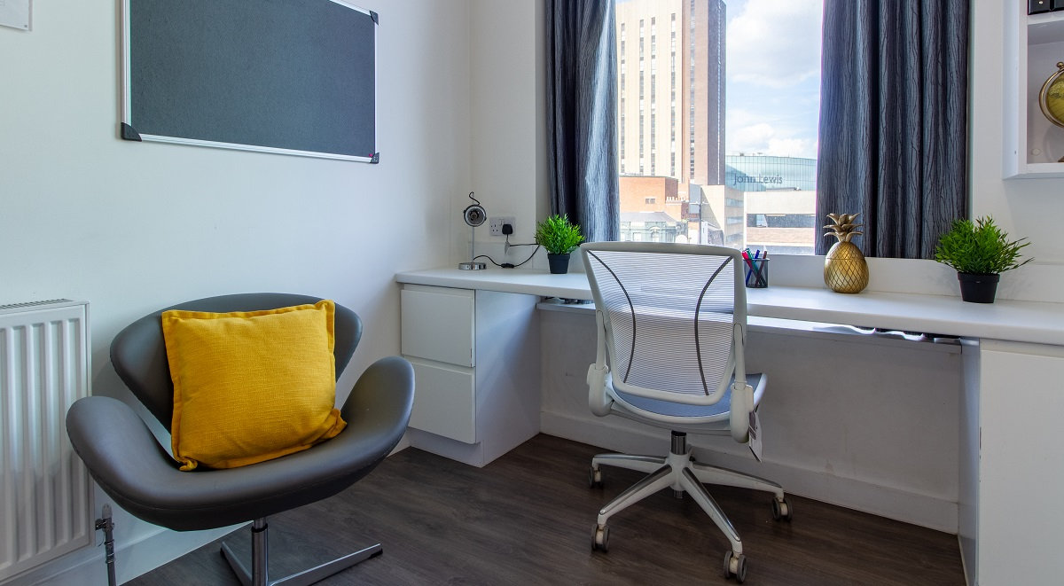Kensington House Room Student Accommodation