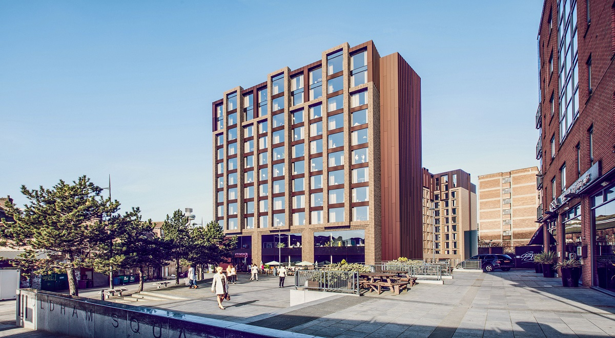 bowline luxury student accommodation liverpool