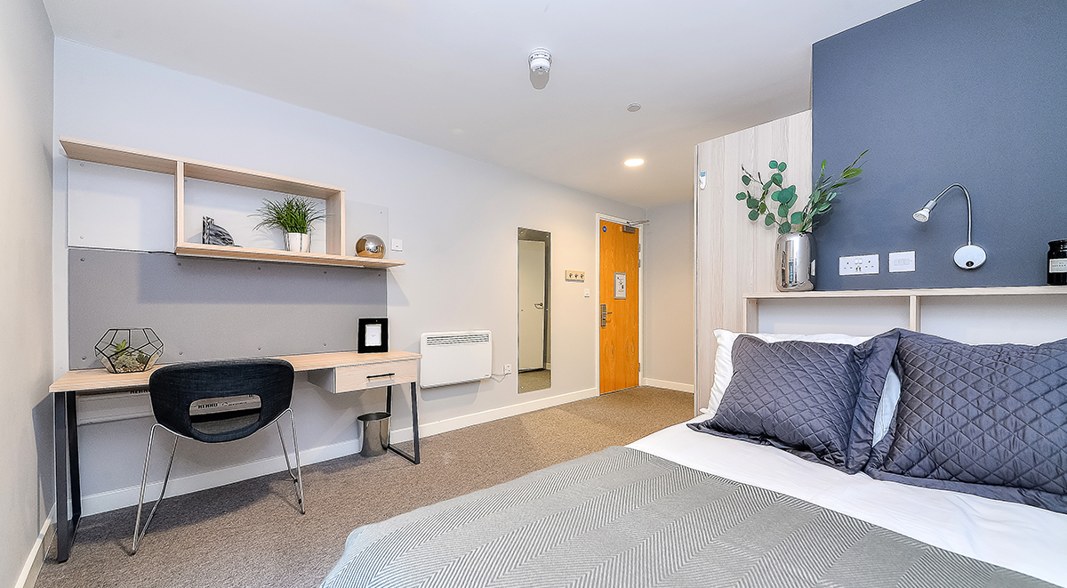 Premium Ensuite Straits Manor Student Accommodation Sheffield