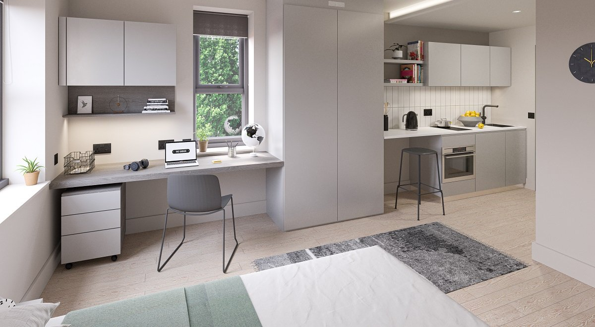 The Garage Room Student Accommodation
