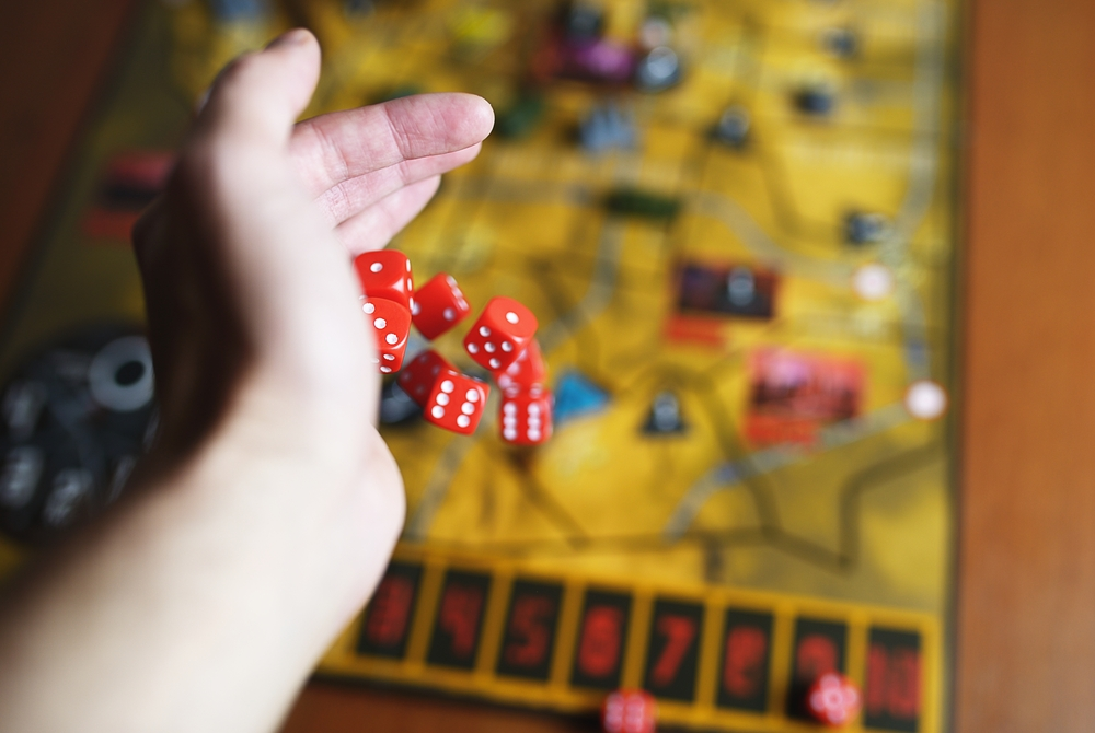 play a board game on valentine's day in norwich