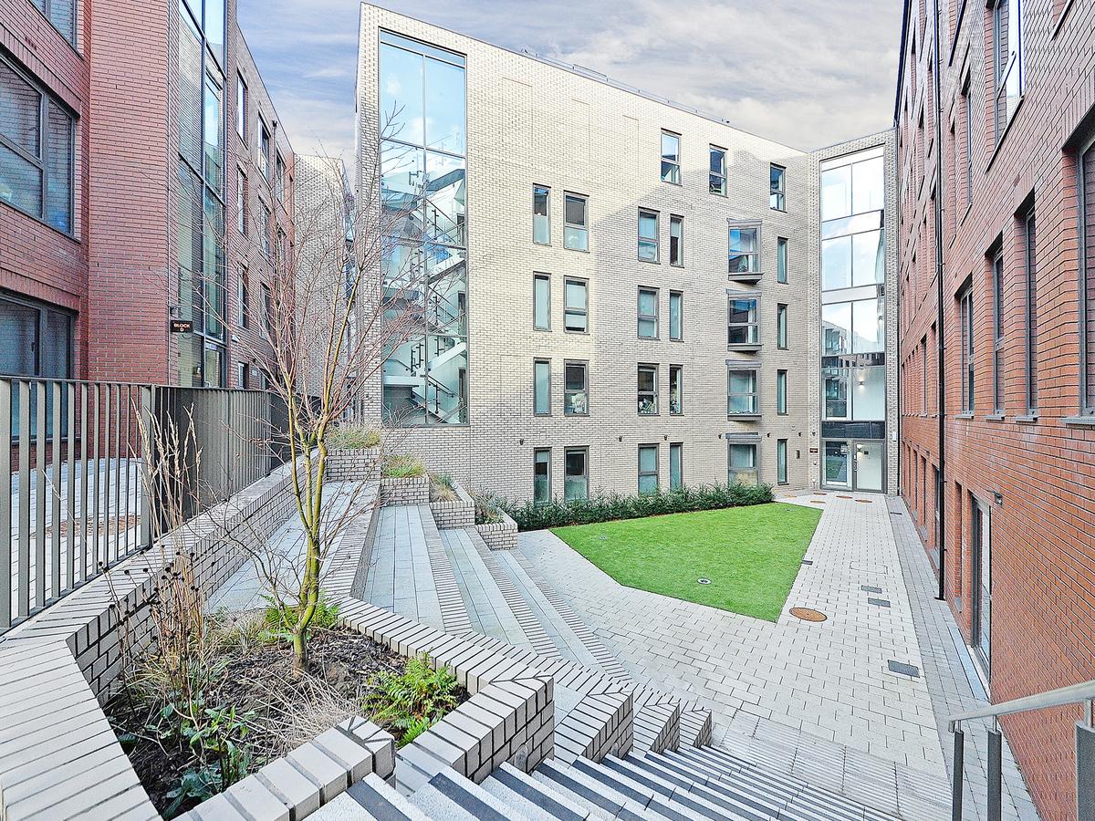 Steel City Courtyard Student Accommodation Sheffield