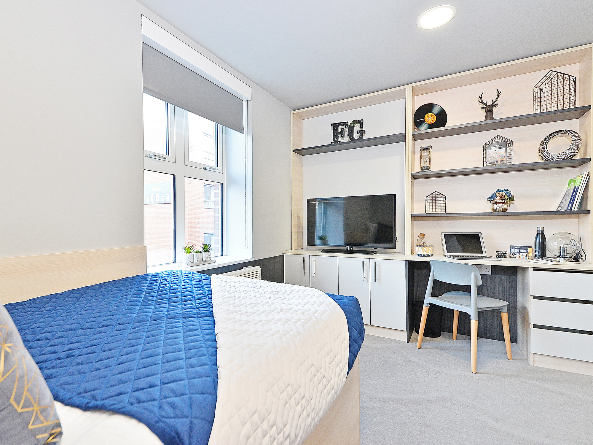 Steel City Townhouse Premium Student Accommodation Sheffield