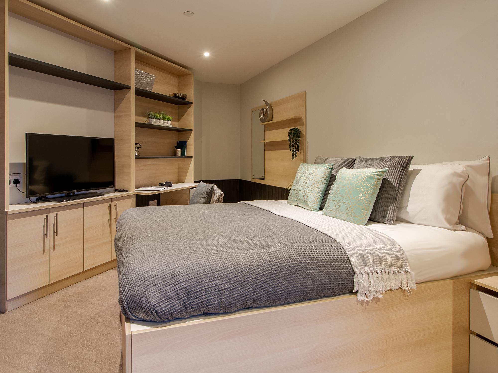Hythe Mills Luxury Studio