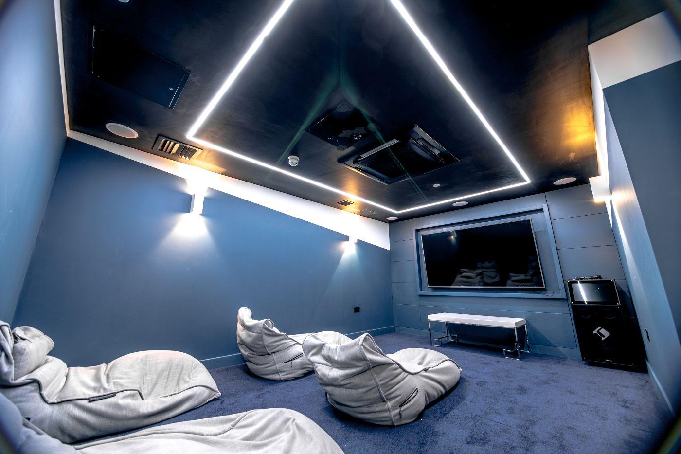 33 Parkside student accommodation cinema 2