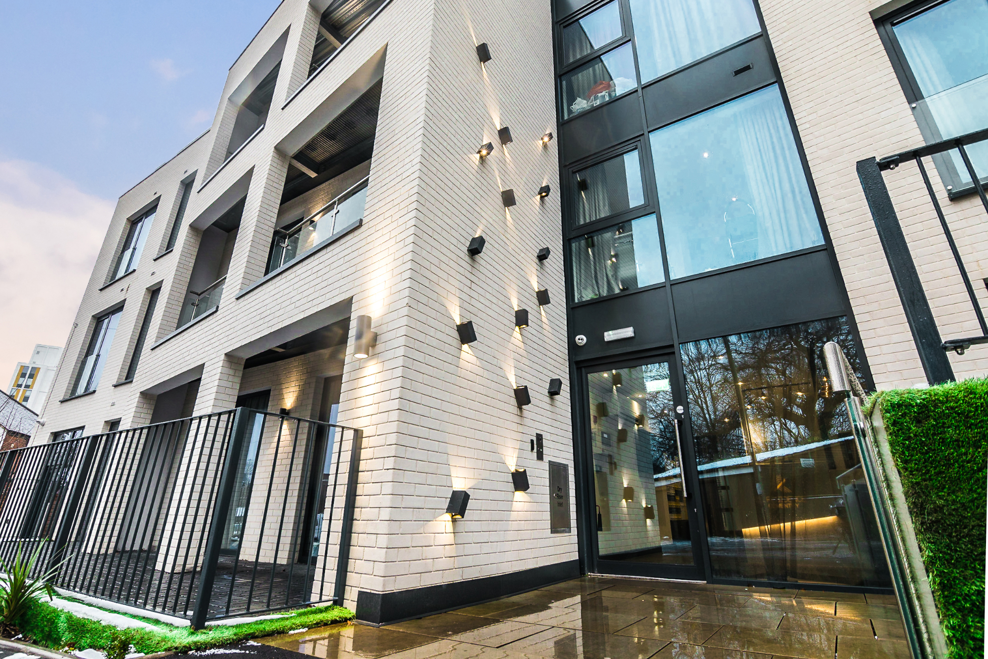 The Residence student accommodation coventry exterior
