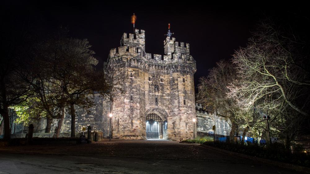 Architecture Lancaster Castle