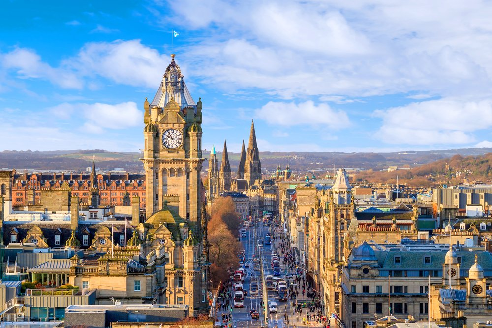 The Edinburgh Student Travel Guide: Top Tips