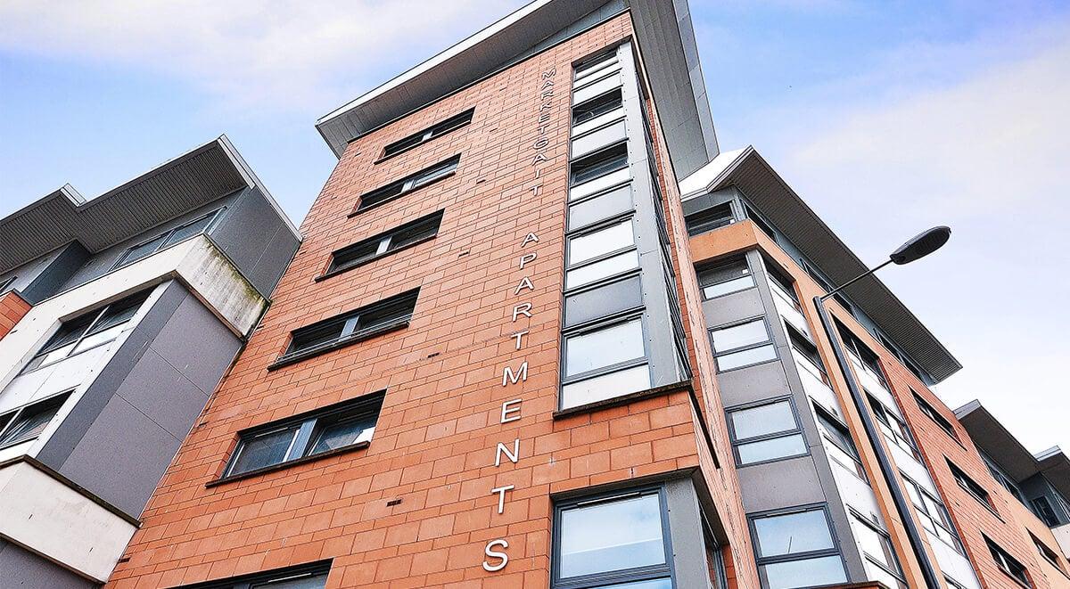 Dundee Student Accommodation Marketgait Apartments