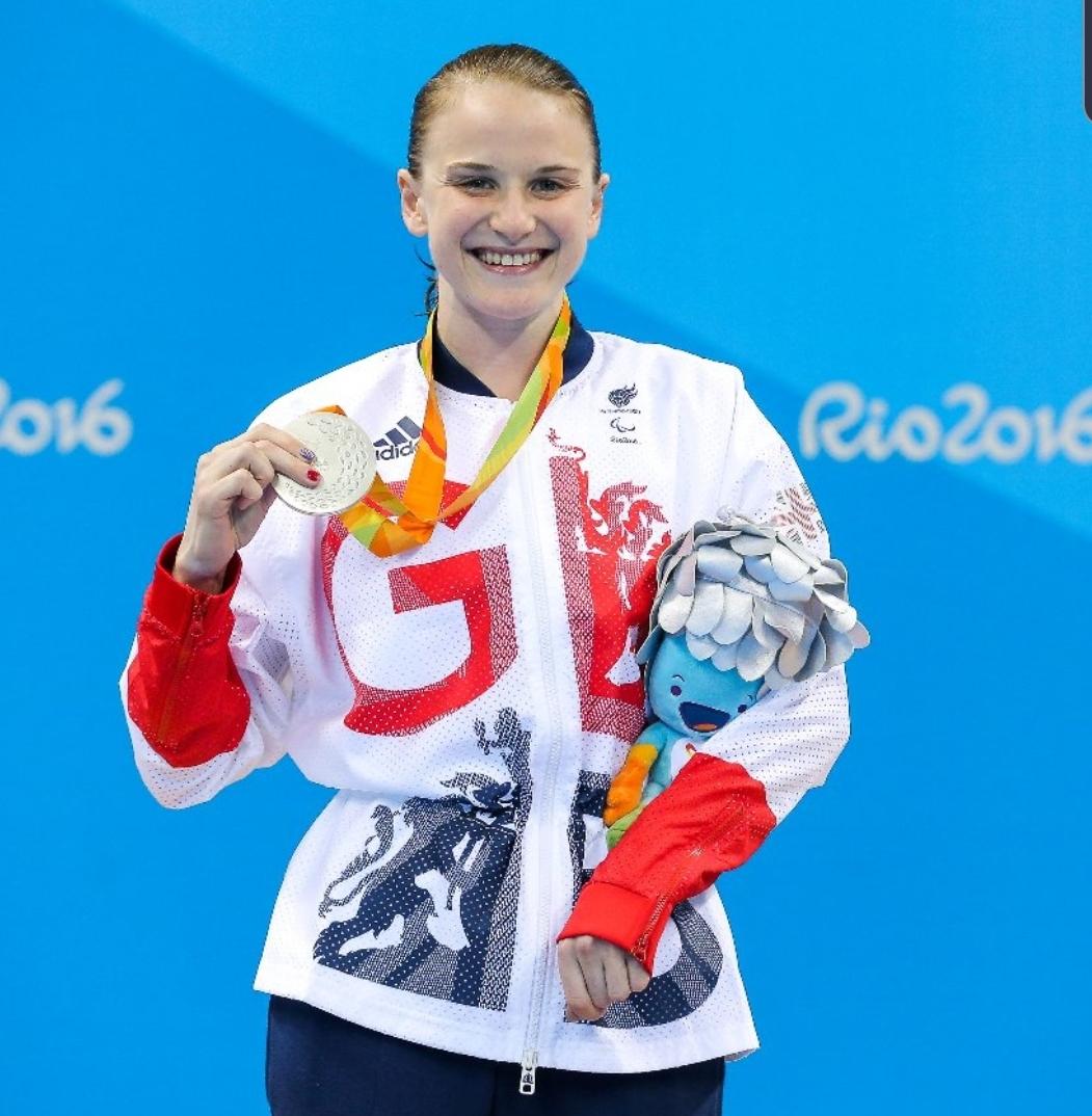 Prestige Chats With: Paralympian Stephanie Slater MBE