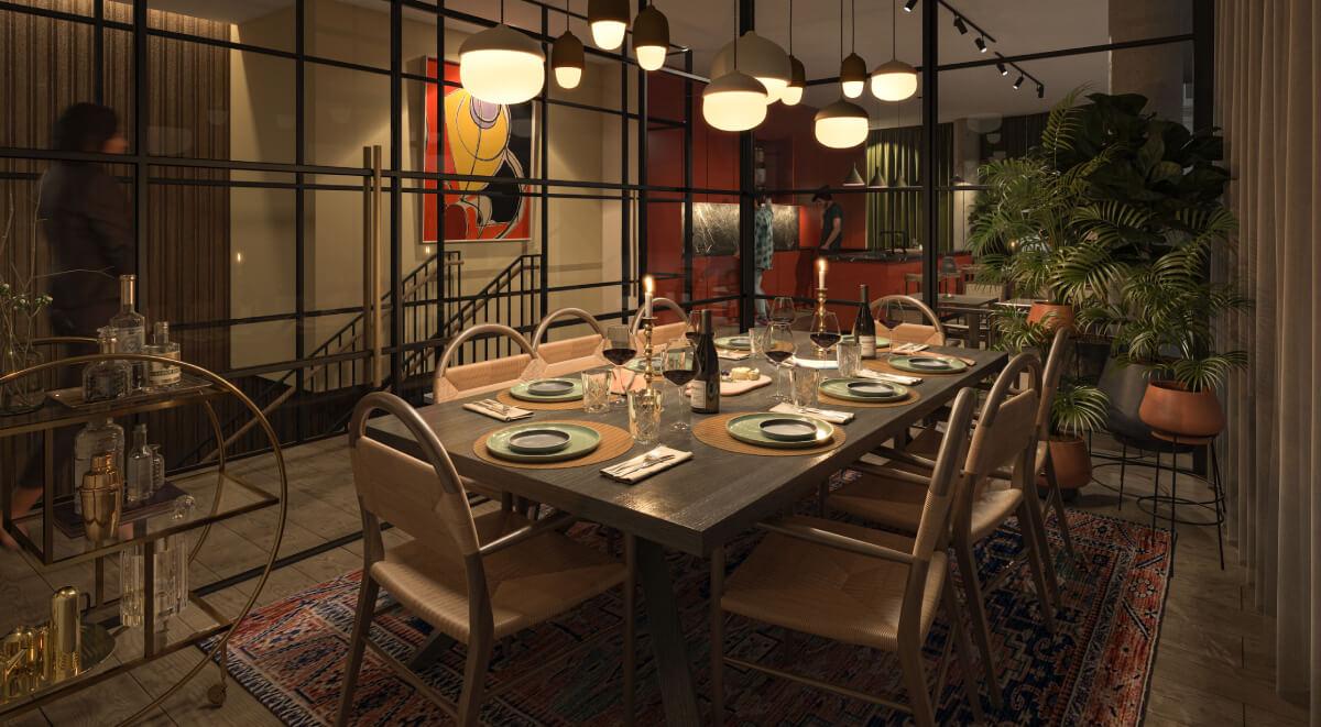Tribu Kingston Private Dining