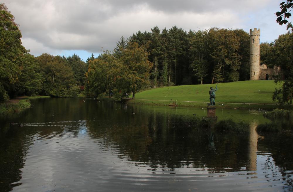 Hardwick Park walks in durham