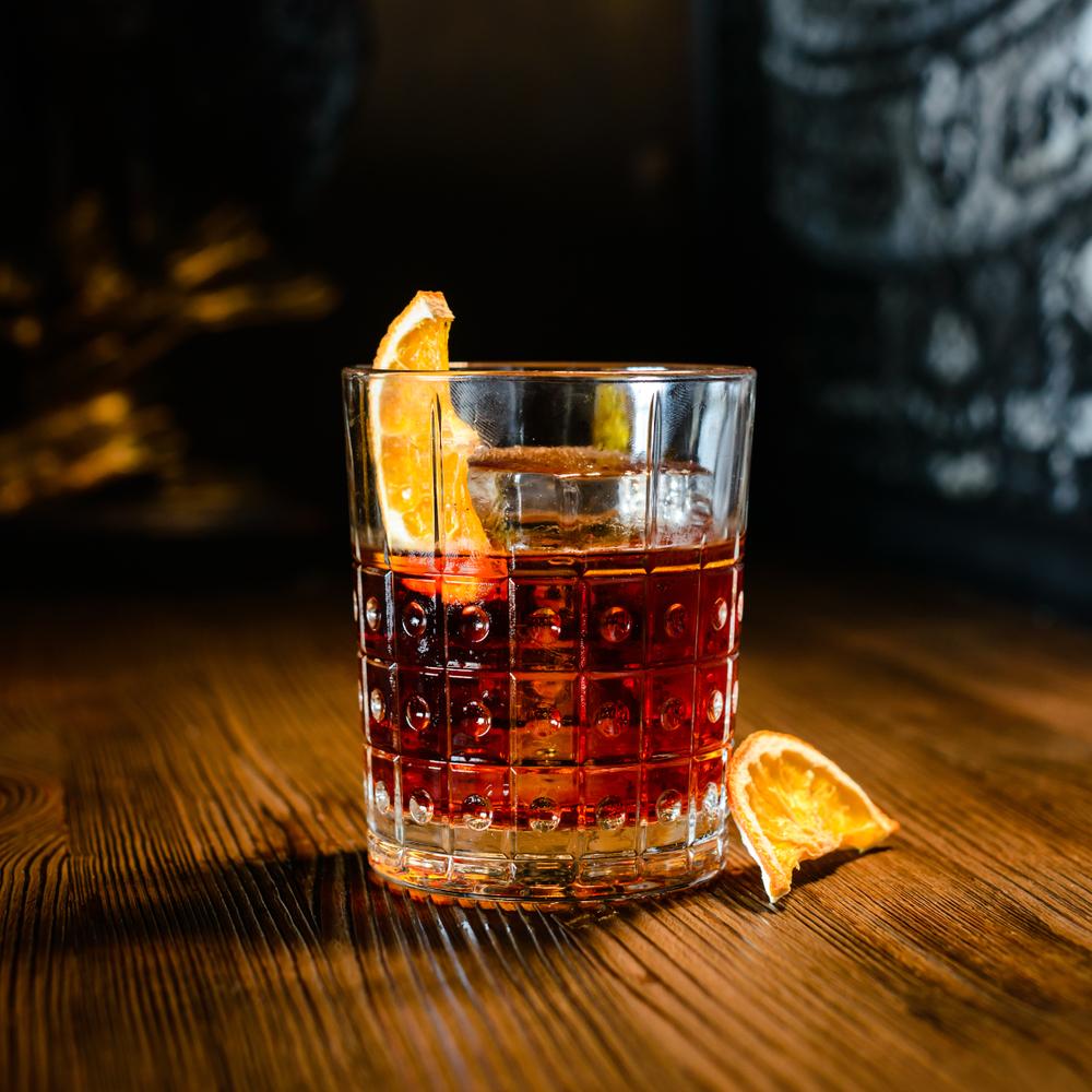 Negroni Mocktail