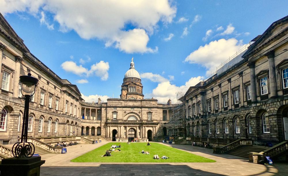 best law universities UK university of edinburgh
