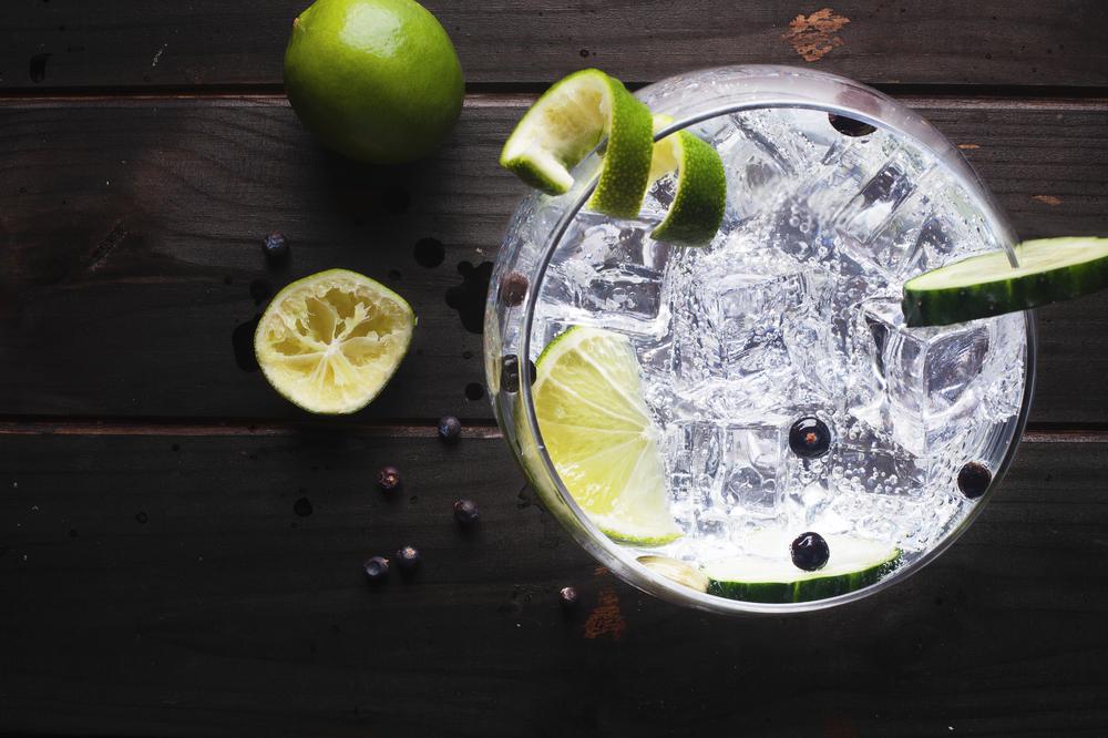Alcohol-Free G&T