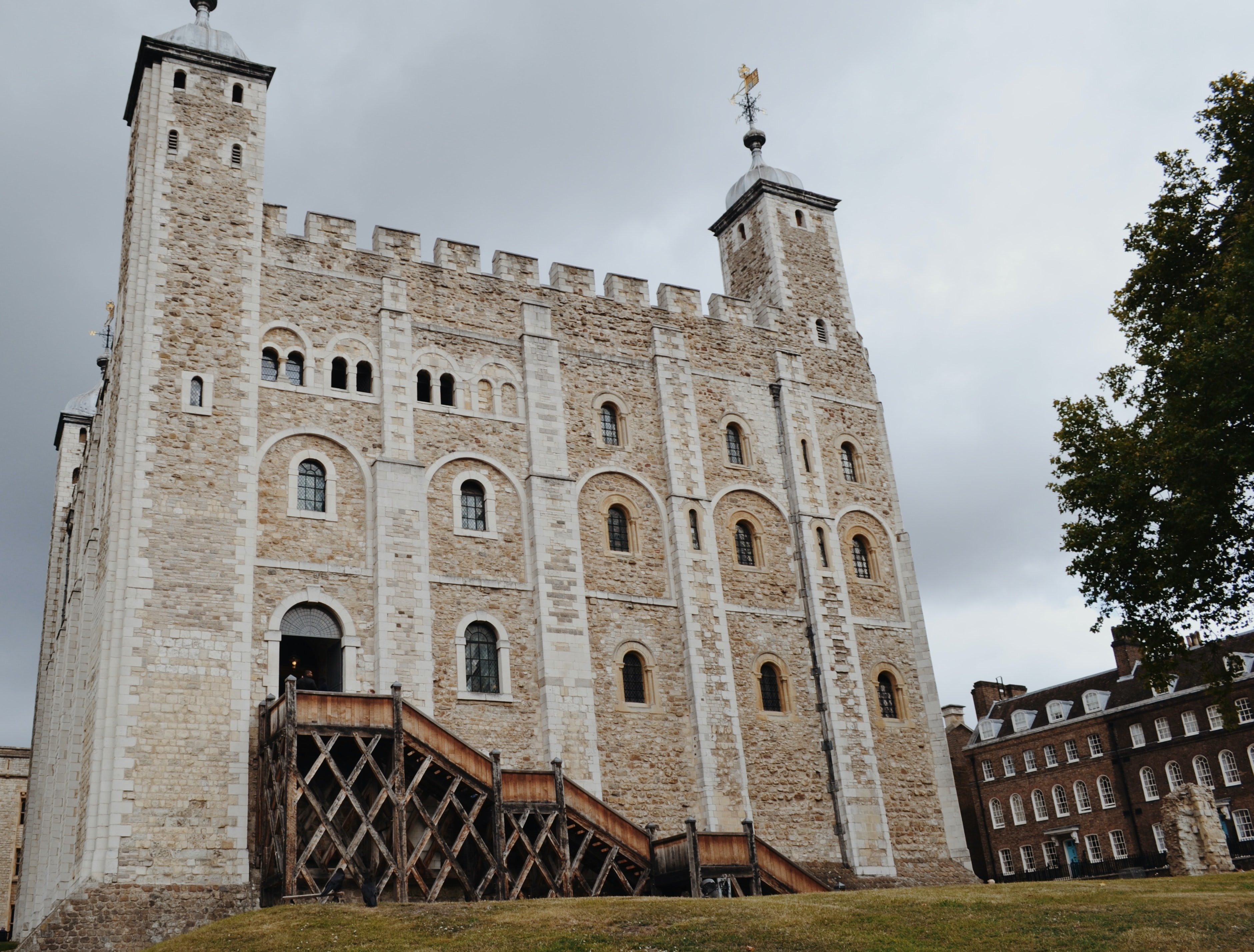 tower of london for students to see