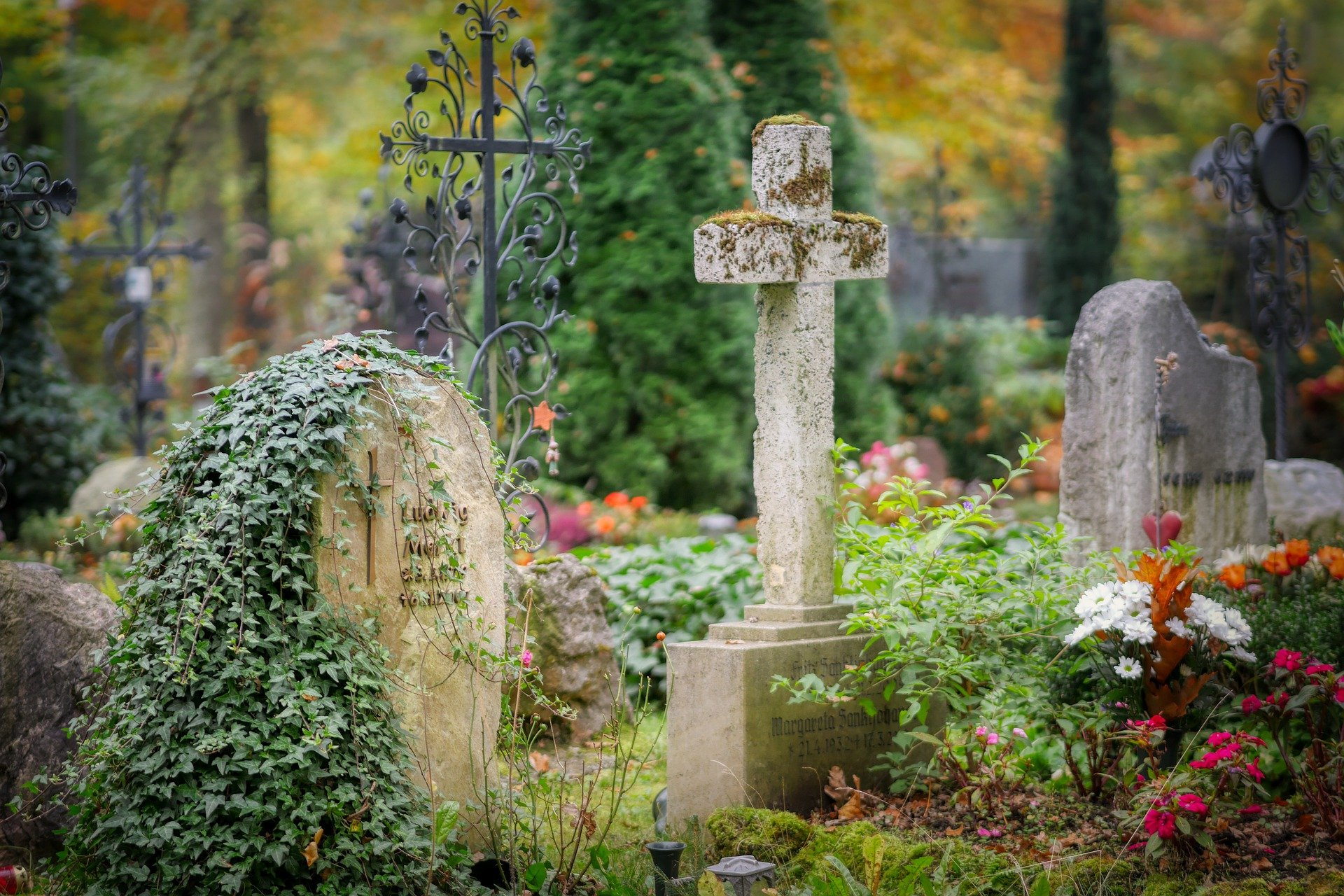cemetery to sightsee in london