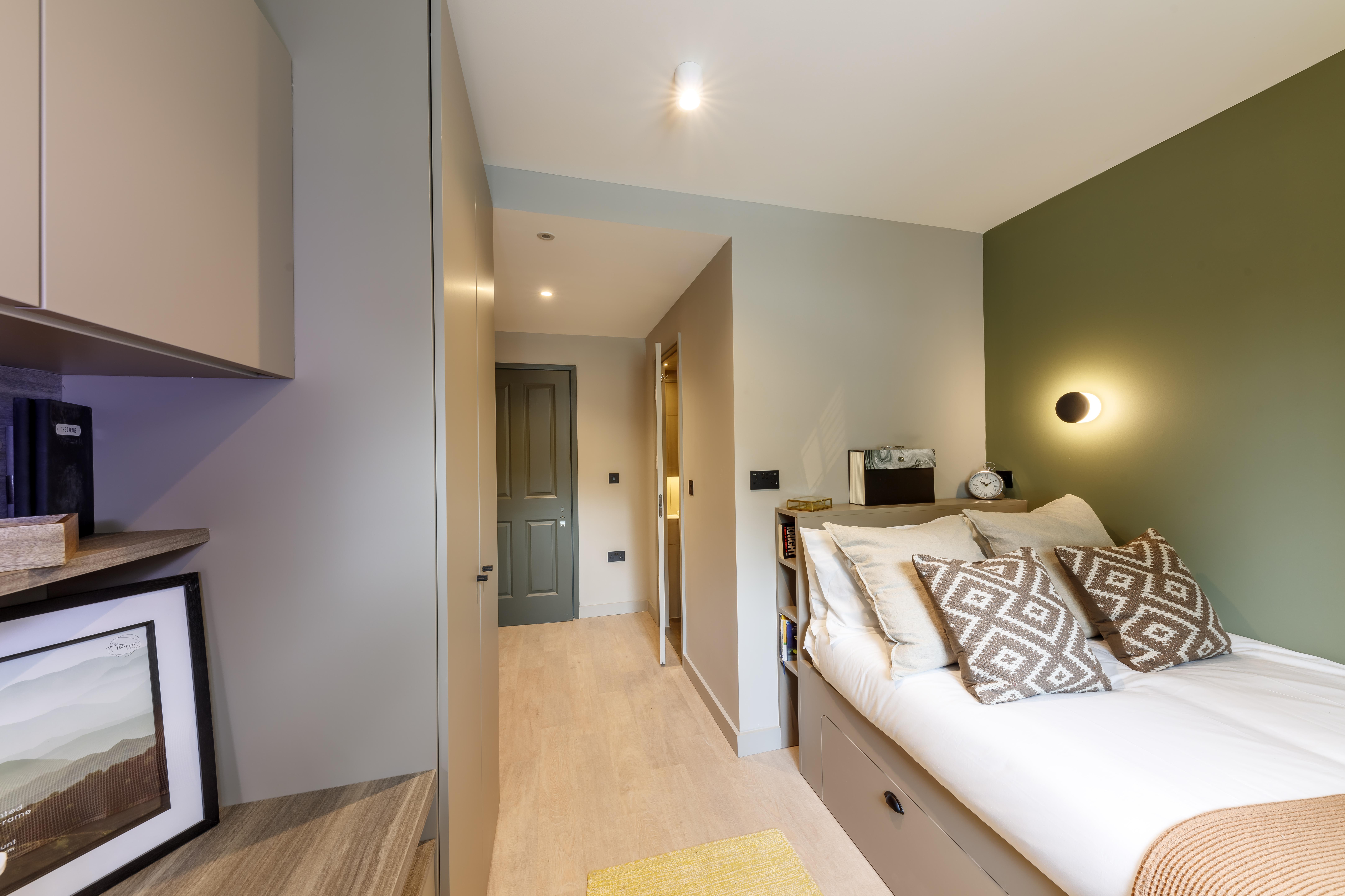 egham student accommodation