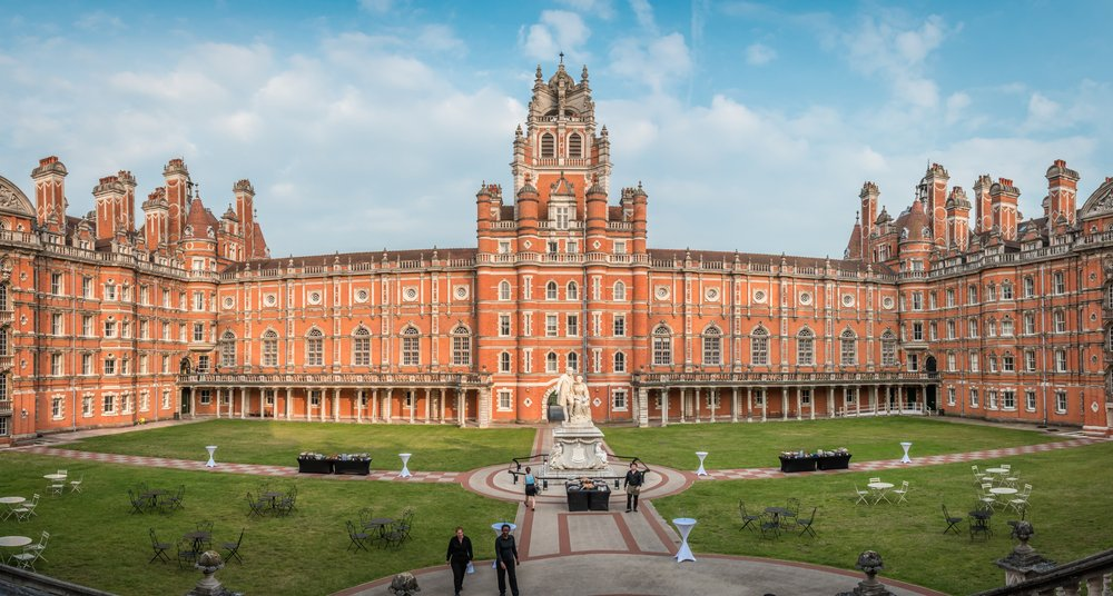 royal holloway university in egham