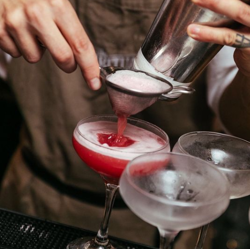 cocktail bars in aberdeen